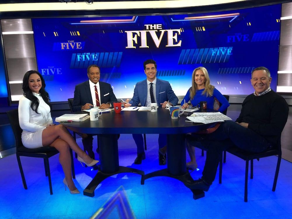Fox the Five cast salaries