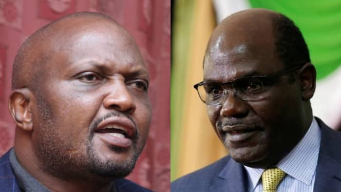 Kiambaa: IEBC Dismisses Moses Kuria's Claims that Votes Are Being Rigged at Growers Plantation