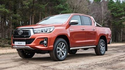 Daktari Nyuki stikes again, recovers stolen Toyota Hilux in Kisii