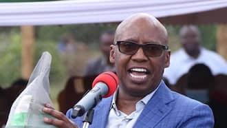 Mwanasiasa Jimi Wanjigi Atua Mkoani Nyanza Kujipigia Debe