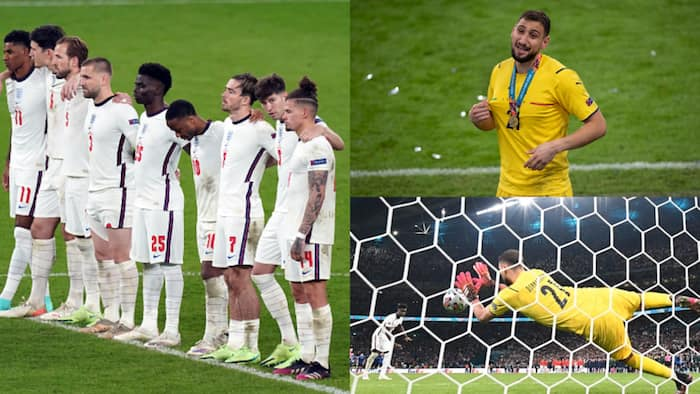 Euro 2020: Italy Keeper Donnarrumma Reveals Why He Did Not Celebrate after Saving Saka's Crucial Penalty