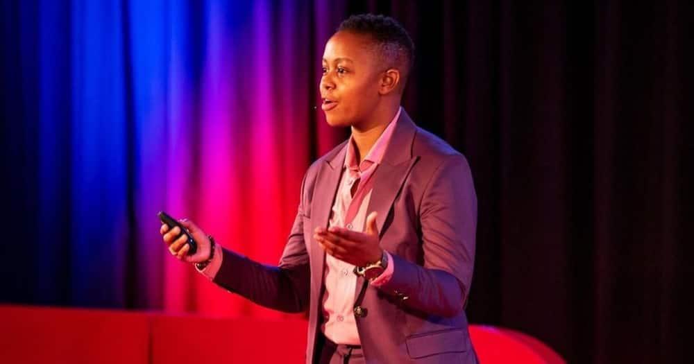 Makena Njeri has been fighting for inclusivity.
