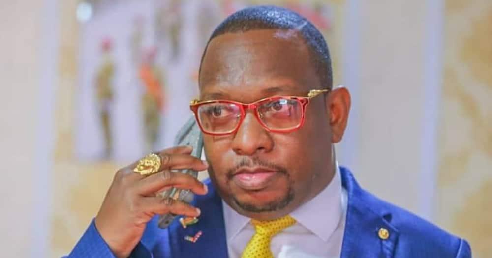 Sonko azua kicheko kwenye seneti baada ya kusema ana kiu ya pombe