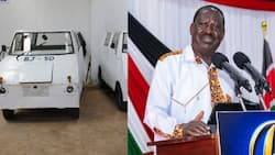 BJ 50: Raila Odinga Purchases KSh 450k Laikipia Made Automobile