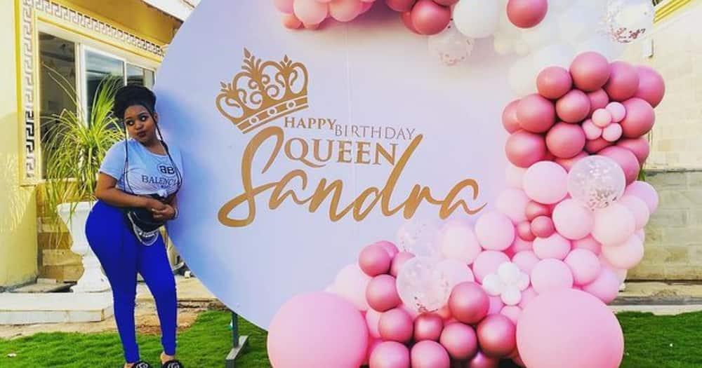 Mike Sonko Pops Champagne as He Celebrates Daughters Saumu, Sandra's Birthdays at Posh Party