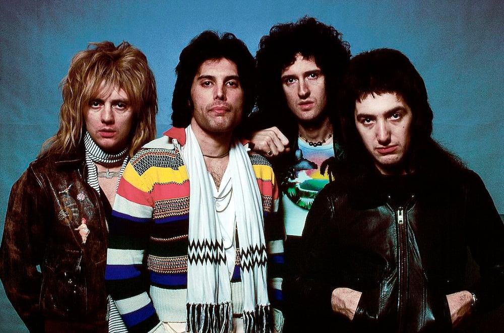 The original Queen members