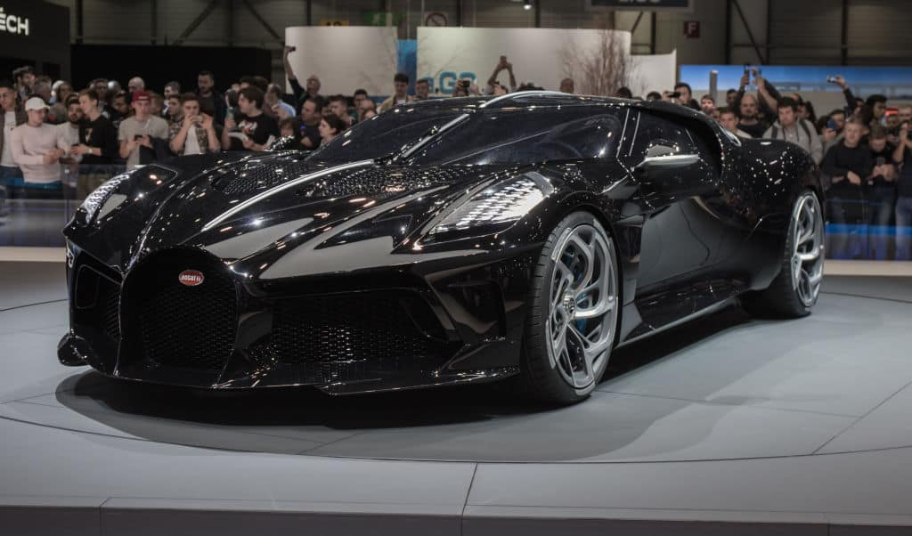 Can't touch this! Cristiano Ronaldo buys world's most expensive car