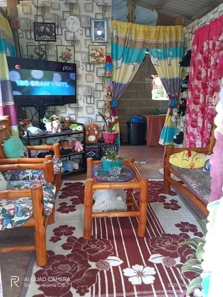 Netizens Impressed by Neat Village Home Decorated with Simple, Affordable Furniture
