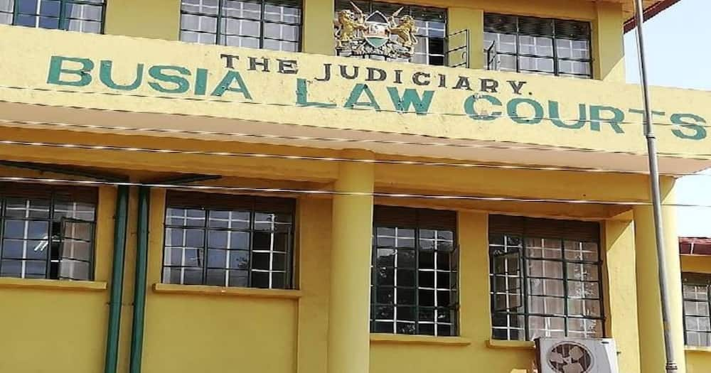 Busia Law Courts. Photo: Busia Law Courts.