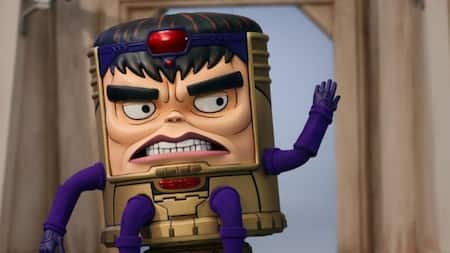M.O.D.O.K cast profiles: real names, photos, other TV roles