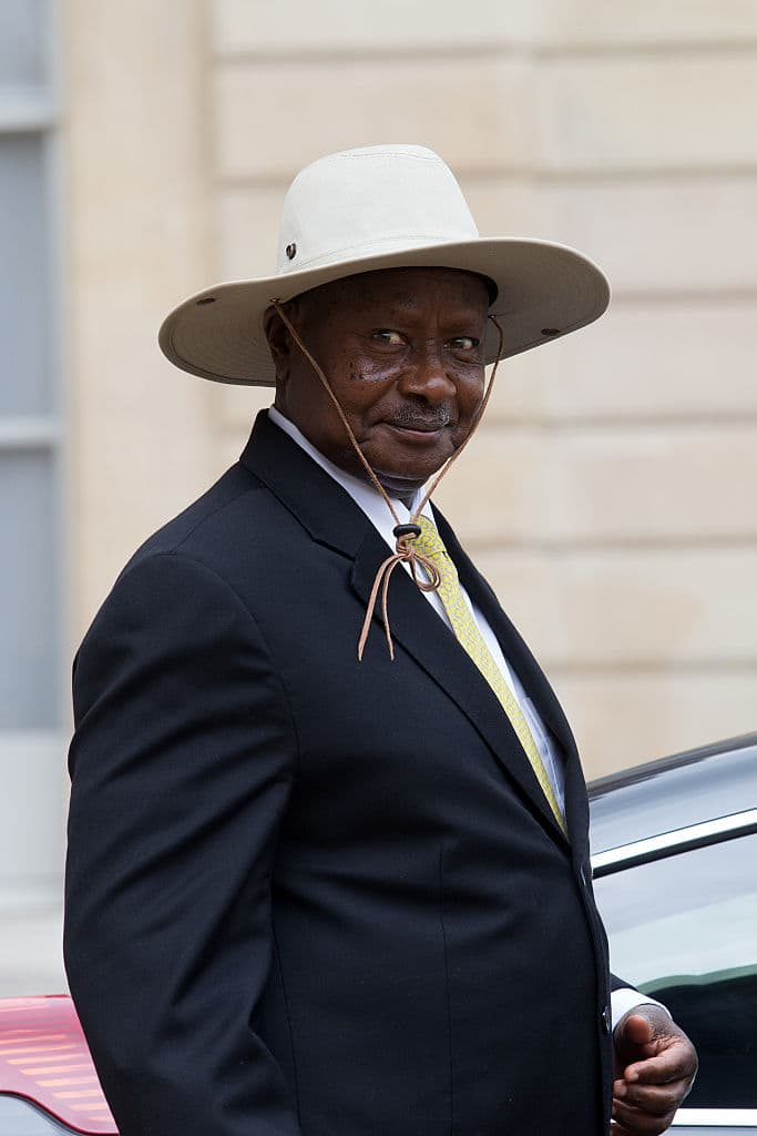 If you want more dead bodies, you will get them - Museveni warns Ugandans