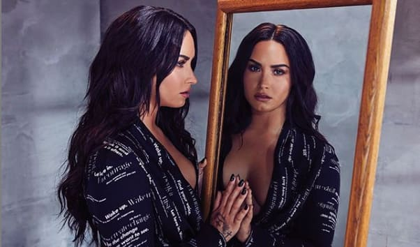 "Singer Demi Levato announces she is Pansexual: ""I'm so fluid now"""