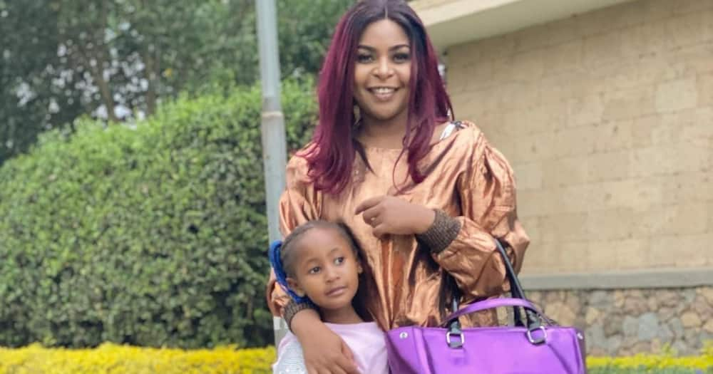 Size 8's Daughter Ladasha Impresses Kenyans With Polished Pronunciation of Thirsty