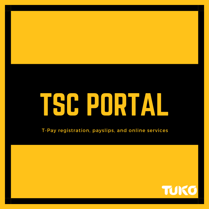 TSC PORTAL: T-Pay Registration and Payslips ▷ Tuko co ke