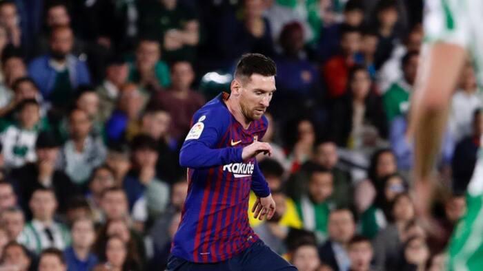 Barcelona vs Eibar: Lionel Messi afunga mabao 4 kumaliza utasa wa mabao