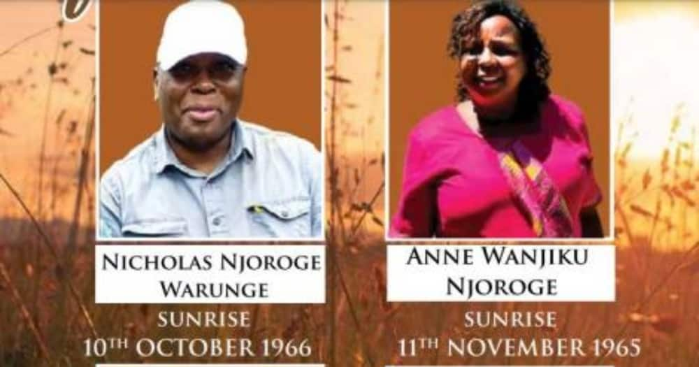 Kiambu: 4 family members murdered in cold blood laid to rest