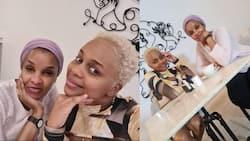 Make-Up Free Lulu Hassan Stuns in Cute Trousers During Tanzania Trip