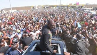 William Ruto Set to Visit Raila's Nyanza Backyard Weeks after Getting Warm Reception in Kisumu