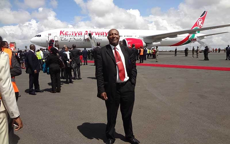 Mkewe mwanamuziki Jimmy Wa Yuni asimulia mawasiliano ya mwisho na mumewe