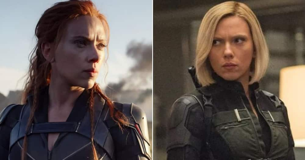 Scarlett Johansson said her contract was breached.