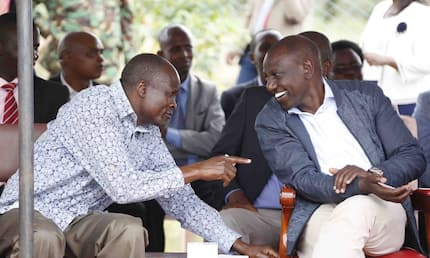 Ruto reiterates nothing will stop him from working with troubled Migori Governor Obado