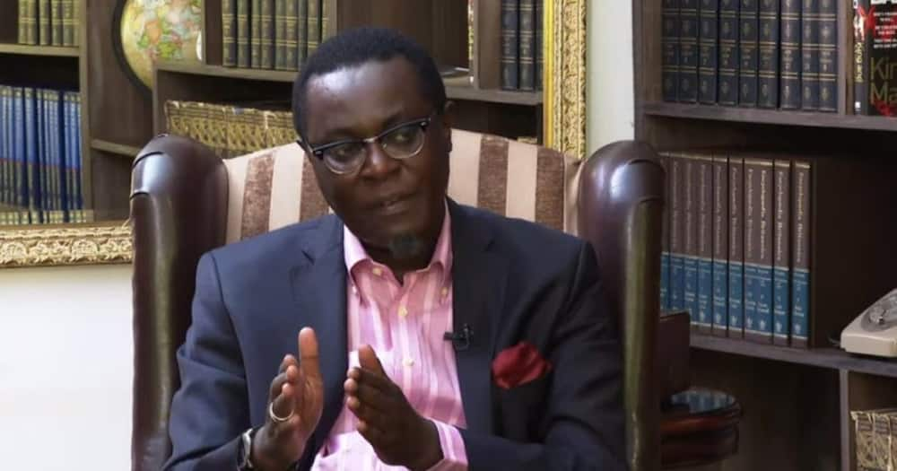 Mutahi Ngunyi Says 2022 Presidential Election Will End in Runoff, Tips Matiang'i Will be GEMA Candidate