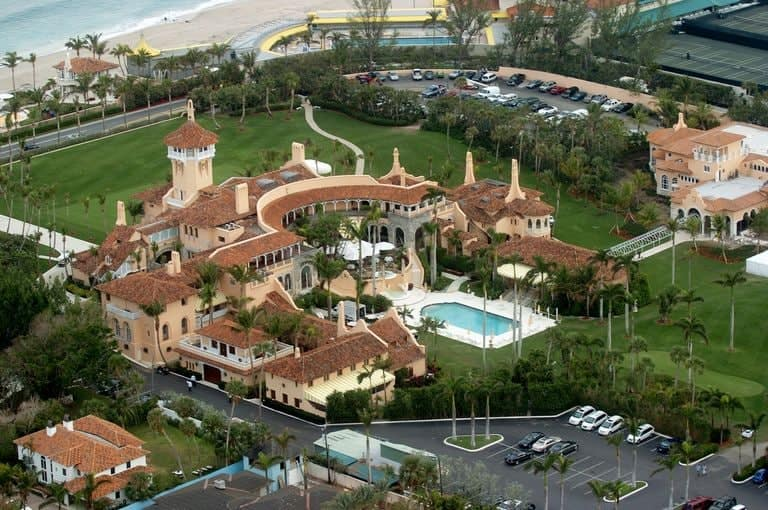 Donald Trump's beautiful, expensive collection of houses (photos)