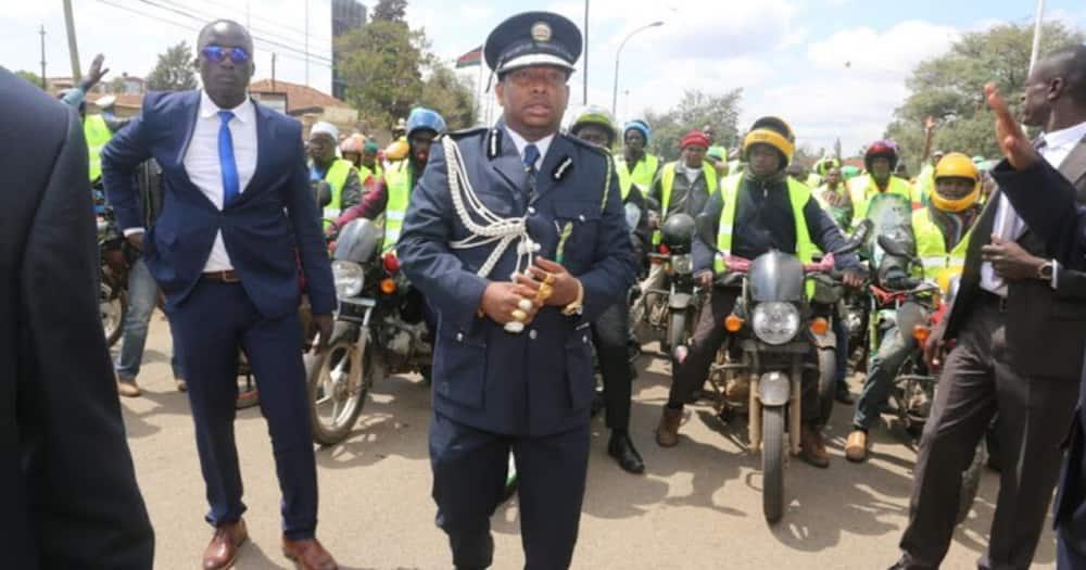 Sonko Afichua Alitaka Kuwa Polisi Ila Alitupwa Nje Wakati wa Uteuzi wa Makurutu