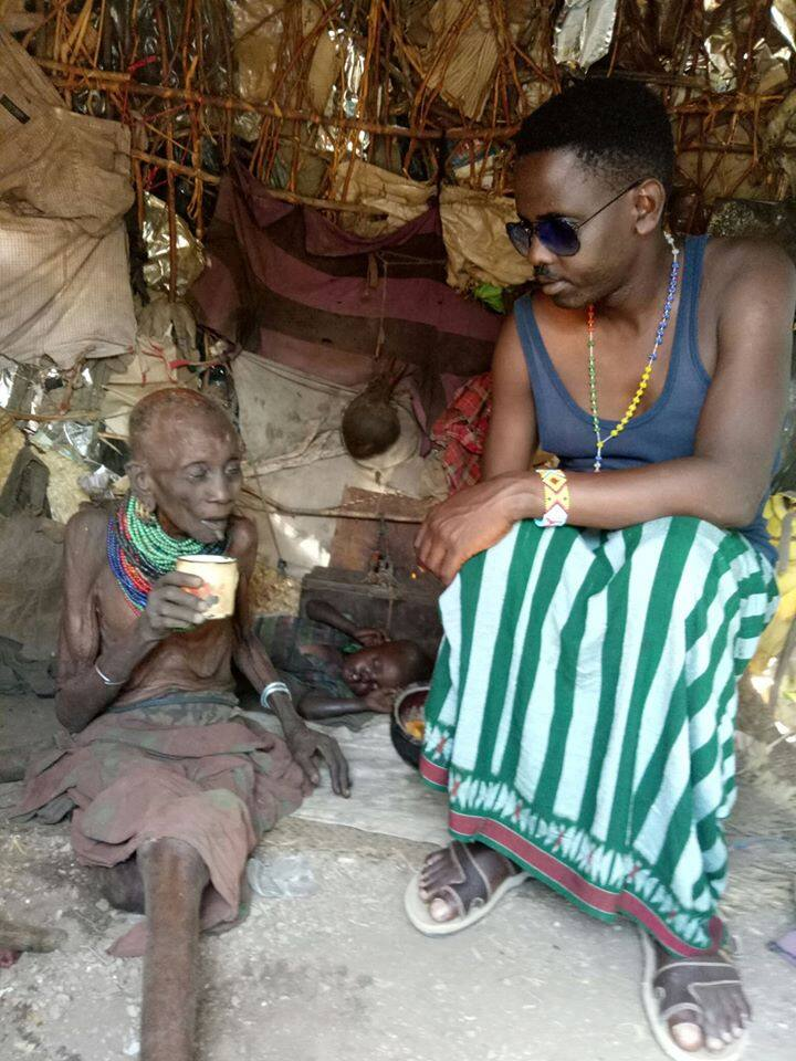 Police officer pens emotional letter to beloved locals after being transferred from Turkana village