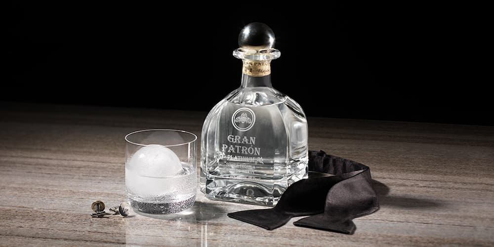high-priced tequila