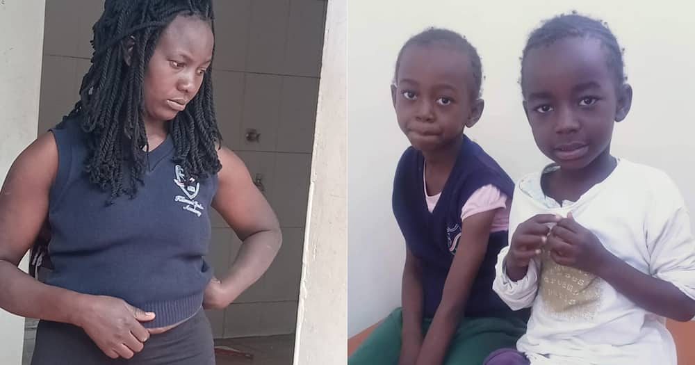 Kayole Policewoman Rescues Mentally Challenged Mom, 2 Daughters Found Roaming