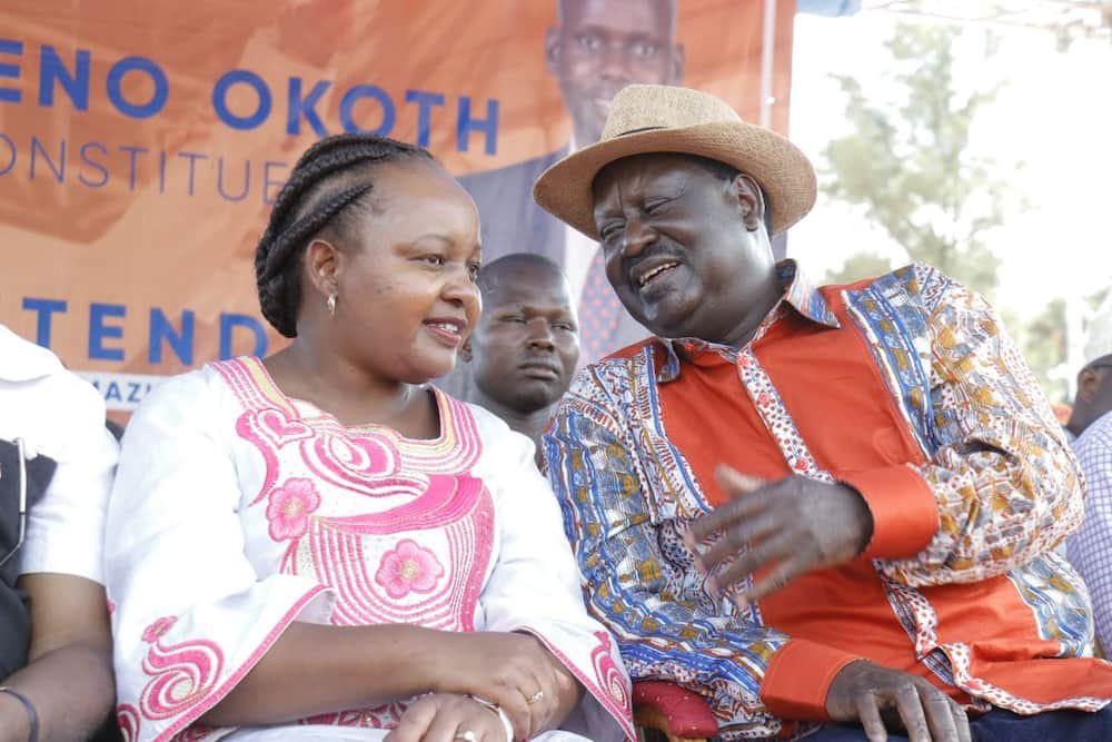 Raila Odinga denies meeting Waiguru at night in discussion to save her from impeachment