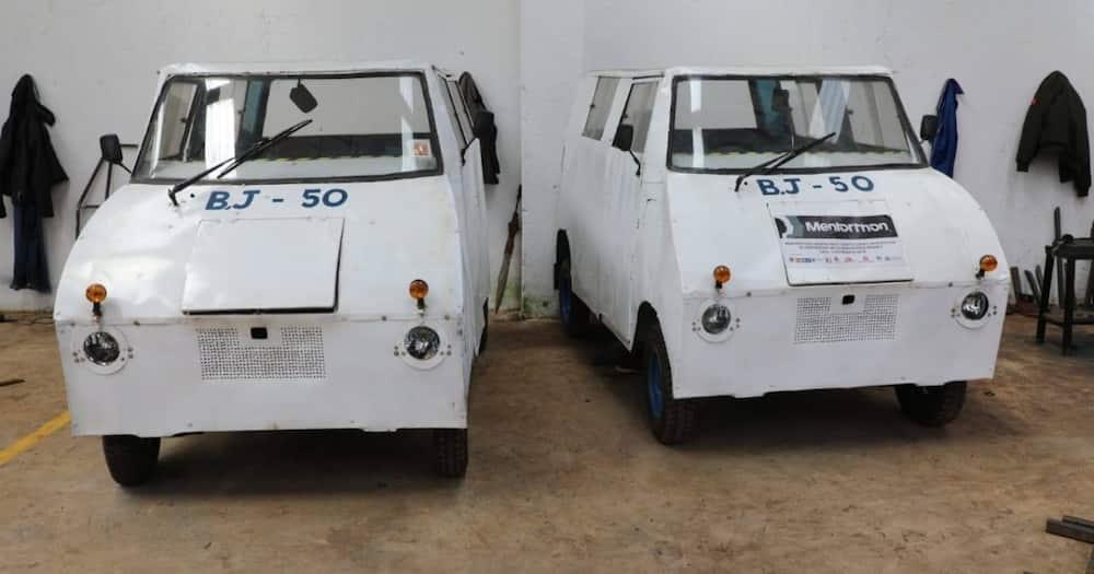 Raila Odinga bought a unit at KSh 450,000.