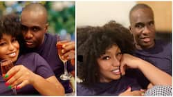 Rita Dominic unveils her new man as she celebrates Christmas, fans react