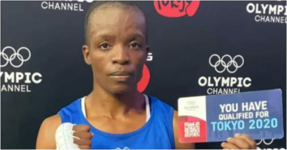 Christine Ongare for Kenya.