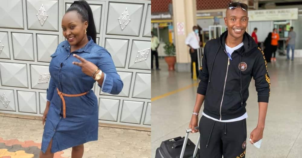 Samidoh's wife Edday involved in accident, says the devil is truly a woman