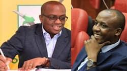 Polycarp Igathe resigned as Nairobi DG and can't claim otherwise, Mutula Kilonzo Jnr