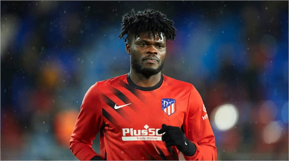 Thomas Partey: Father of Ghanaian star sold possessions to help son's dreams
