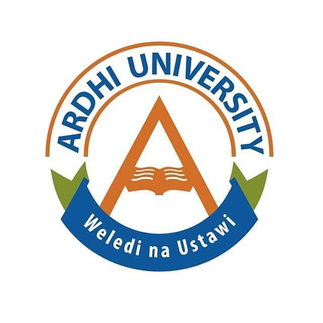Ardhi University online application