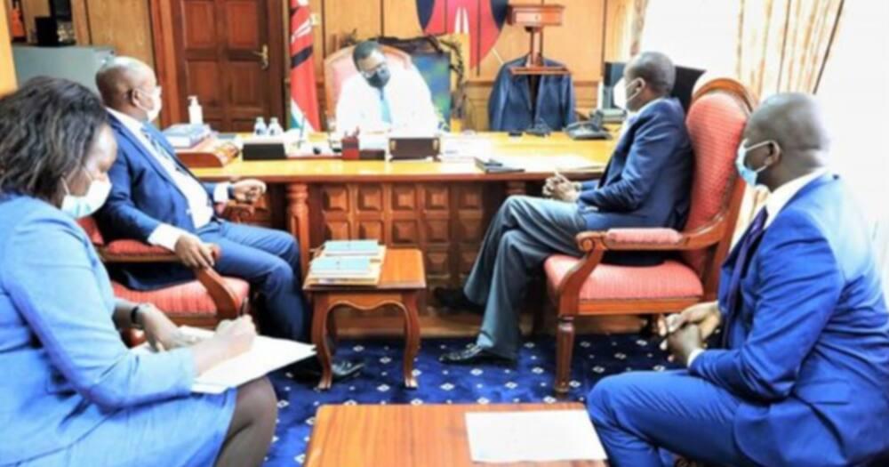 Senate Speaker Kenneth Lusaka. Photo: Kenneth Lusaka.