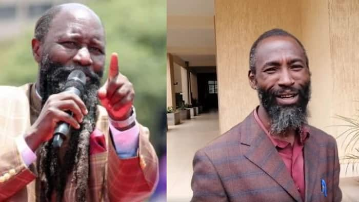 Stephen Thuranira: 'Biblical Elijah' who claims he's been sent by God to replace prophet Owuor