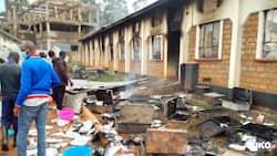 Fire Guts Down Dormitory at Ringa Boys High School in Homa Bay