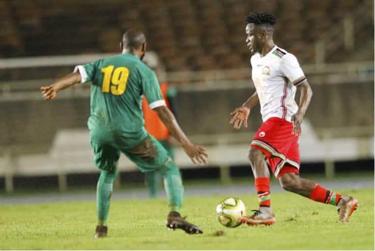 AFCON2022: Kenya yatafunwa 2-1 visiwani na Comoros