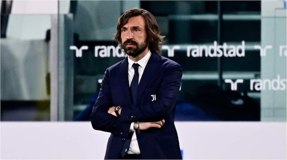 Former Juventus boss Pirlo in talks with Premier League club days after losing job