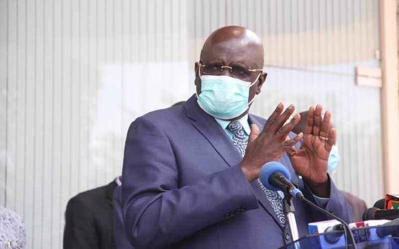 Waziri Magoha atangaza tarehe rasmi ya shule kufunguliwa