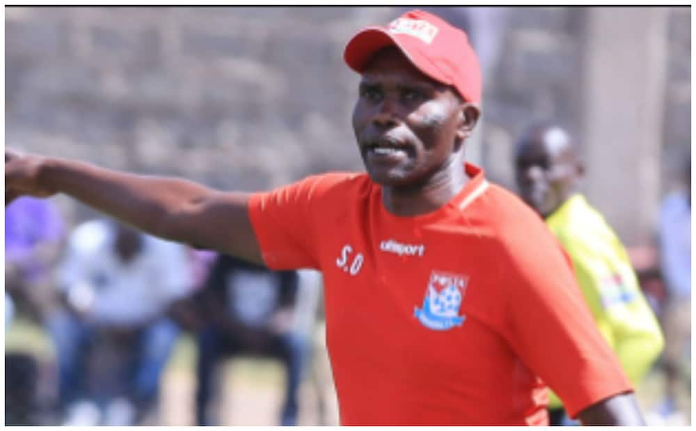 Sammy Omollo, - Posta Rangers coach who became first Kenyan to play in India's top tier