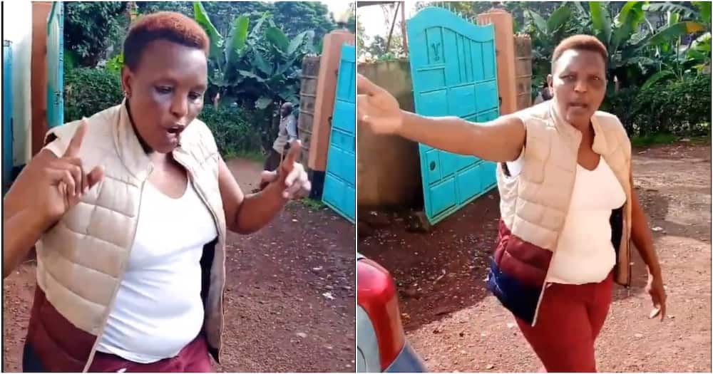 Kenyans angered by Meru landlady who assaulted male tenant in viral video