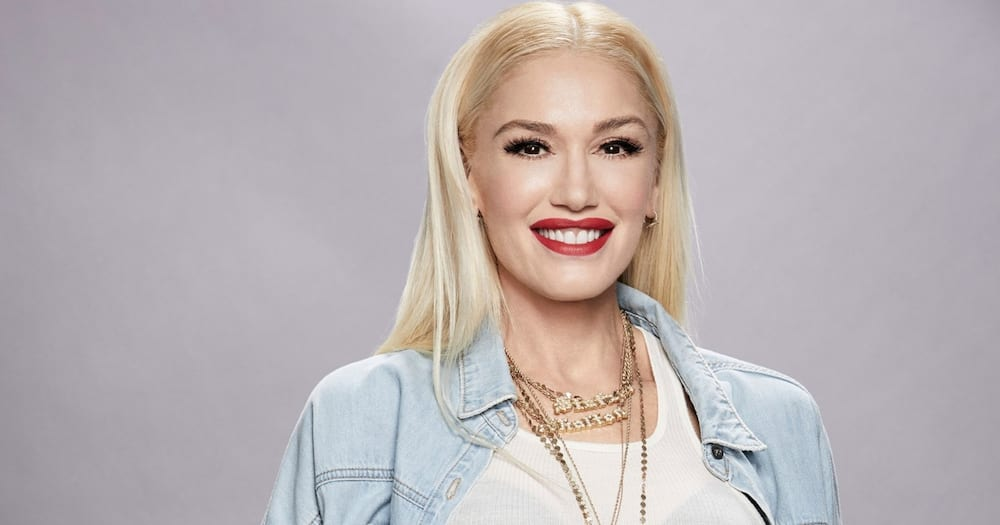 Gwen Stefani and her fiance Blake Shelton are reported to have held a secret wedding on his ranch. Photo: Getty Images.