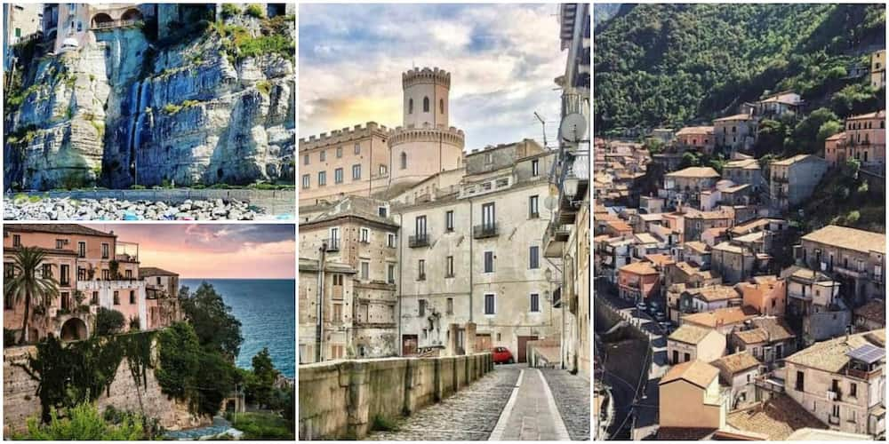Details of Calabria village where people are paid N13.6 million to settle down in