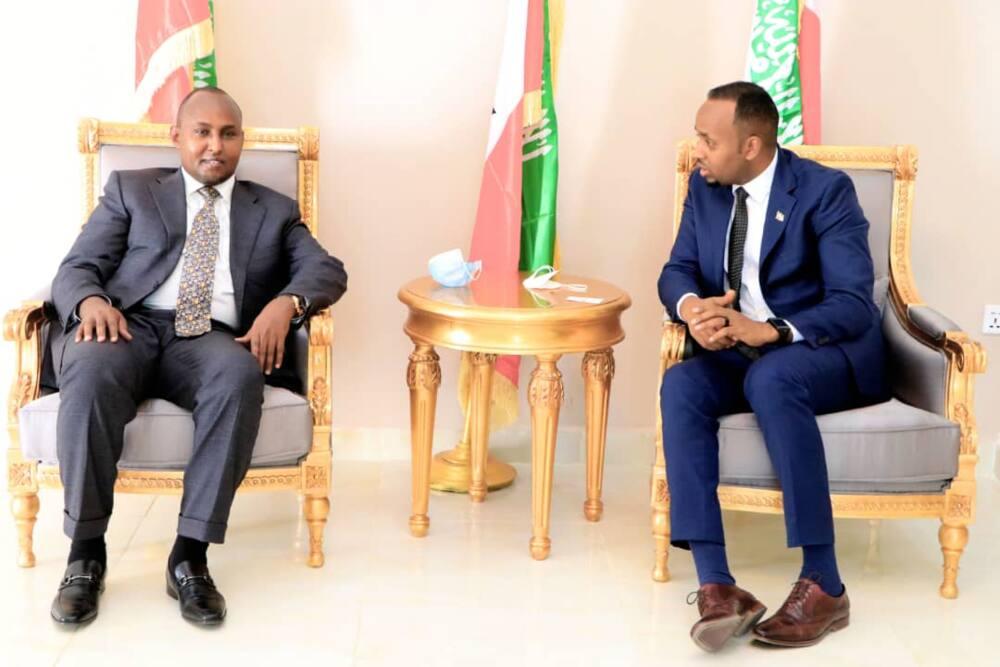 MP Junet Mohamed leads Kenya's delegation to high profile meeting in Somaliland